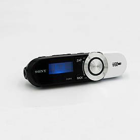 MP3 плеер Sony YT-03 с LCD экраном, наушниками и FM радио, Белый