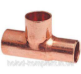 Трійник перехідний 22-22-18 мм
