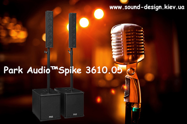 Park Audio™Spike 3610.05