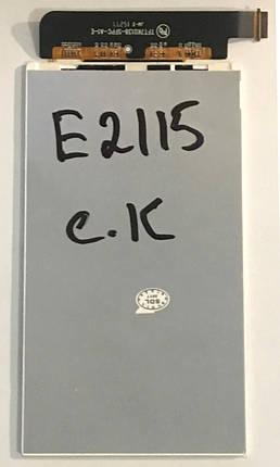 Дисплей для Sony E2104 Xperia E4, E2105 Xperia E4, E2115 Xperia E4, E2124 Xperia E4, фото 2