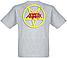"Футболка Anthrax ""Not Man Skull"" (меланж), фото 2"