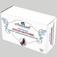 """Мыло """"Амарантовая нежность"""" с амарантовым маслом, содержит сквален, 90 гр, ручной работы"""
