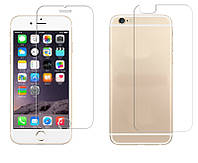 IPhone 6 / 6s Защитное стекло переднее и заднее