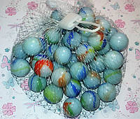 Декоративный стеклянный камень, Анна