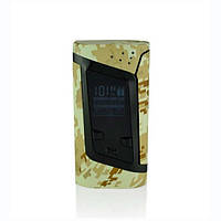 Батарейный мод Smok Alien220WMOD Desert Army Green