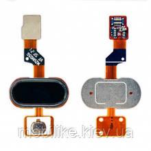 Шлейф кнопки Home Meizu M3s BLACK