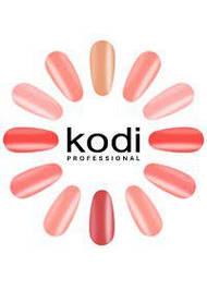 "Гель лаки Kodi Professional ""BasicCollection"" SALMON, (SL) 8 мл"