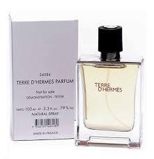 Тестер без крышечки Hermes Terre dHermes, фото 1
