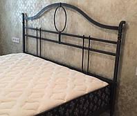 Кованая кровать К046 итальянской фабрики Cantori. Без изножья. Реплика.