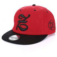 Унисекс досуговая солнечная шляпа с буквой Z бейсбольная кепка с длинным краем пегас туристик Красный
