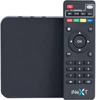 Медиаплеер iNeXT TV 2e с операционной системой Android TV!