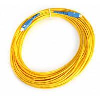 Одиночный режим SC-SC оптический гибкий провод SM и SX 3.0мм 15 м