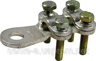 Наконечник кабельный e.end.stand.clamp.150.185 на винтах