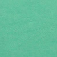 Фетр жесткий 1 мм, лист 20x30 см, аквамарин (Китай)