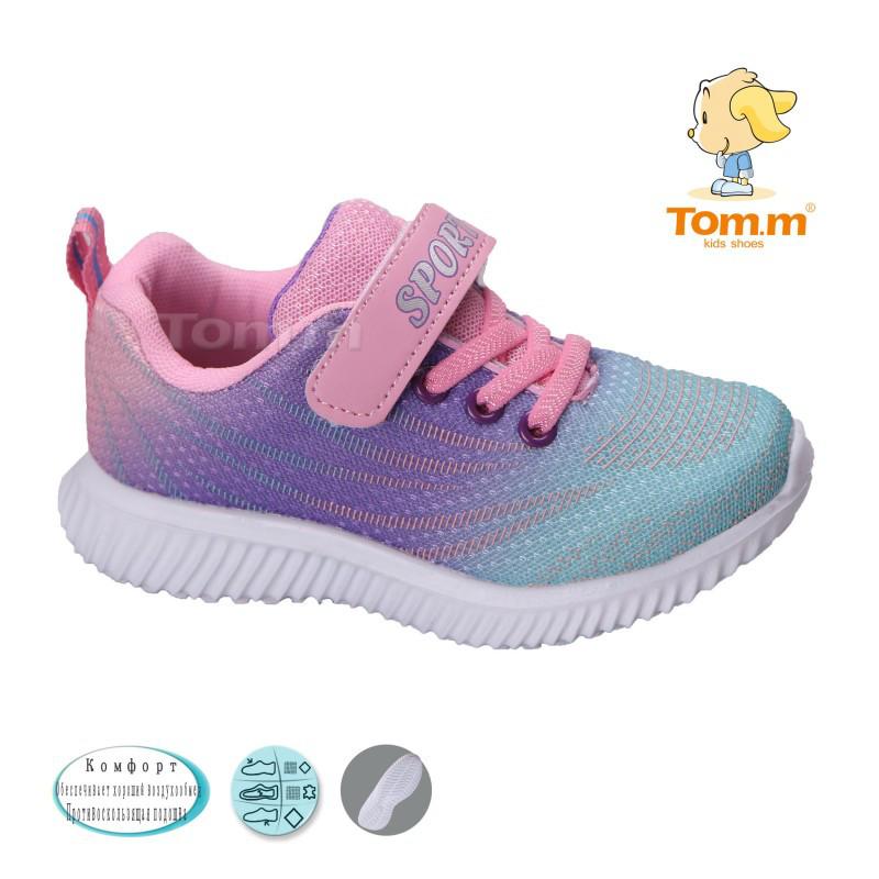 Детские кроссовки TOM.M для девочки, размер 29 (18,5 см)  продажа ... c91e024d034