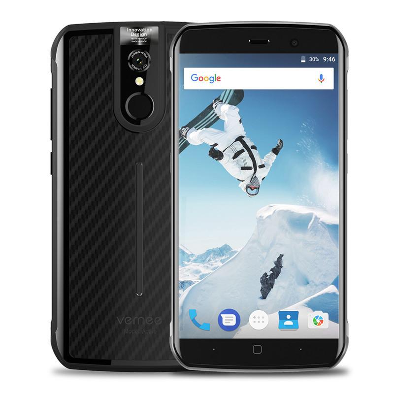 Смартфон Vernee Active 6Gb 128Gb IP68