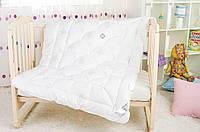 Одеяло детское в кроватку 100х130см Super Soft TM IDEIA