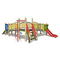 Детский игровой комплекс Волна InterAtletika