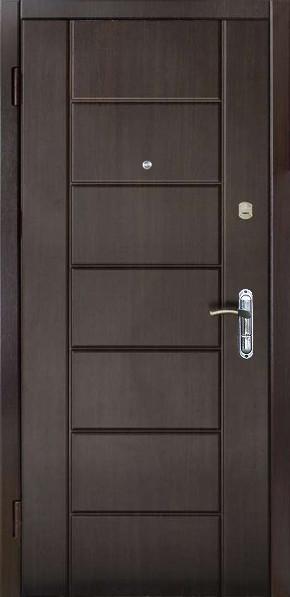 Входные двери Редфорт Канзас МДФ в квартиру