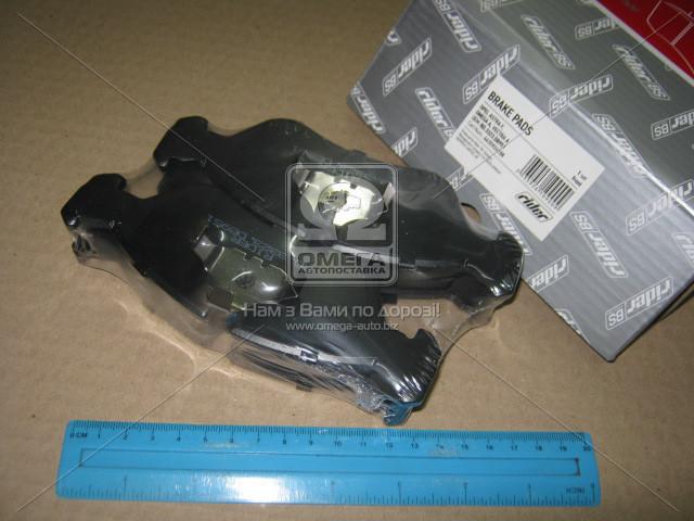 Колодки передние тормозные Опель Астра Opel Astra F Омега А Omega Вектра А Vectra RIDER