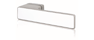 Ручка M&T Maximal хром (под вставку) R ф/з
