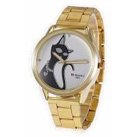 Jubaoli по 563 светящиеся браслет из нержавеющей стали женские часы Белый