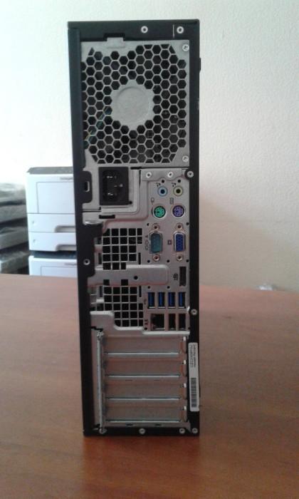 Системный блок компьютер HP8300 i5-357 ОЗУ4 ГБ USB 3.0 2