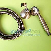 Душевой набор цвет бронза EMMEVI DECO-TIFFANY BR110
