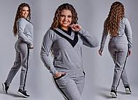 Женский спортивный костюм,размеры 48-54, фото 1