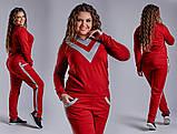Женский спортивный костюм,размеры 48-54, фото 3