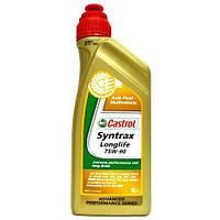 Трансмиссионное масло CASTROL 75W-90 Syntrax Longlife 1L