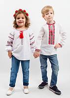 Дитяча вишиванка – надійний оберіг для дитини.
