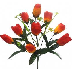 """Букет искусственных цветов """"Тюльпан"""" (20 шт)"""