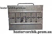 Мангал-чемодан переносной на 6 шампуров / Токмак, Украина /