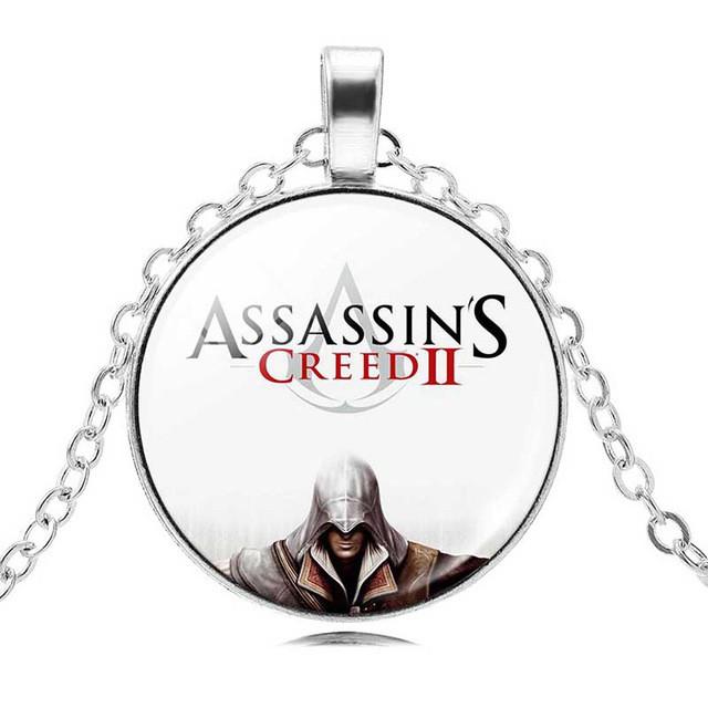 Кулон Assassins Creed 2 на цепочке!