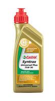 Трансмиссионное масло CASTROL 75W-90 Syntrax Universal Plus GL4/GL5 1L