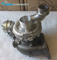 Турбокомпрессор Volkswagen LT II 2.5 TDI