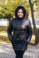 Стильная весенняя куртка  больших размеров рр 54,56,60