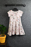 Платье для девочки на 4-5 лет