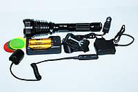Фонарь для охоты Police BL-Q2800 - T6 тактический