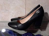 Женские туфли на каблуке Chanel 36,37р.