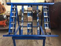 Кондуктор для производства (сбивки) поддонов. Монтажный стол.