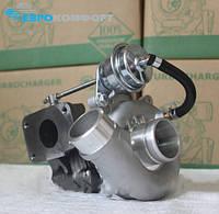 Турбокомпрессор Fiat Ducato III 2.3 L – 130 л.с. Multijet