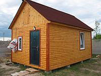 Садовый домик 6х4