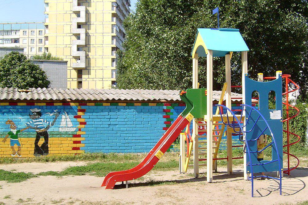 """Детский игровой комплекс """"Башня"""""""