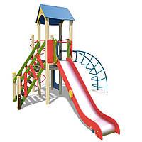 Детский игровой комплекс Башня InterAtletika
