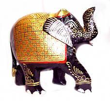 Фігурка Слон дерев'яний