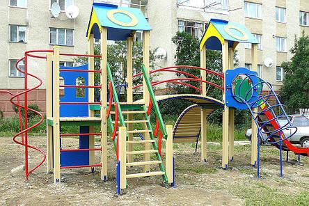 """Детский игровой комплекс """"Теремок"""", фото 2"""