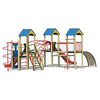 Детский игровой комплекс Замок InterAtletika