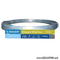 Металевий шпалерний дріт Bekaert Vineyard Wire Pro